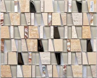 Mosavit mosaic Asi Beige mini